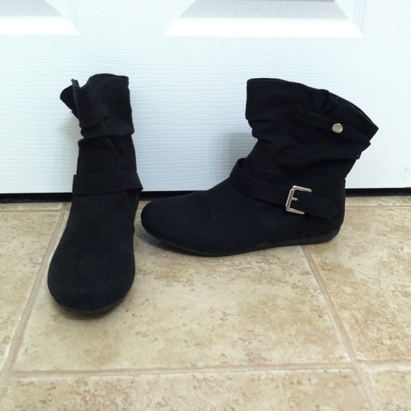 Rampage Shoes | Rampage Black Ankle